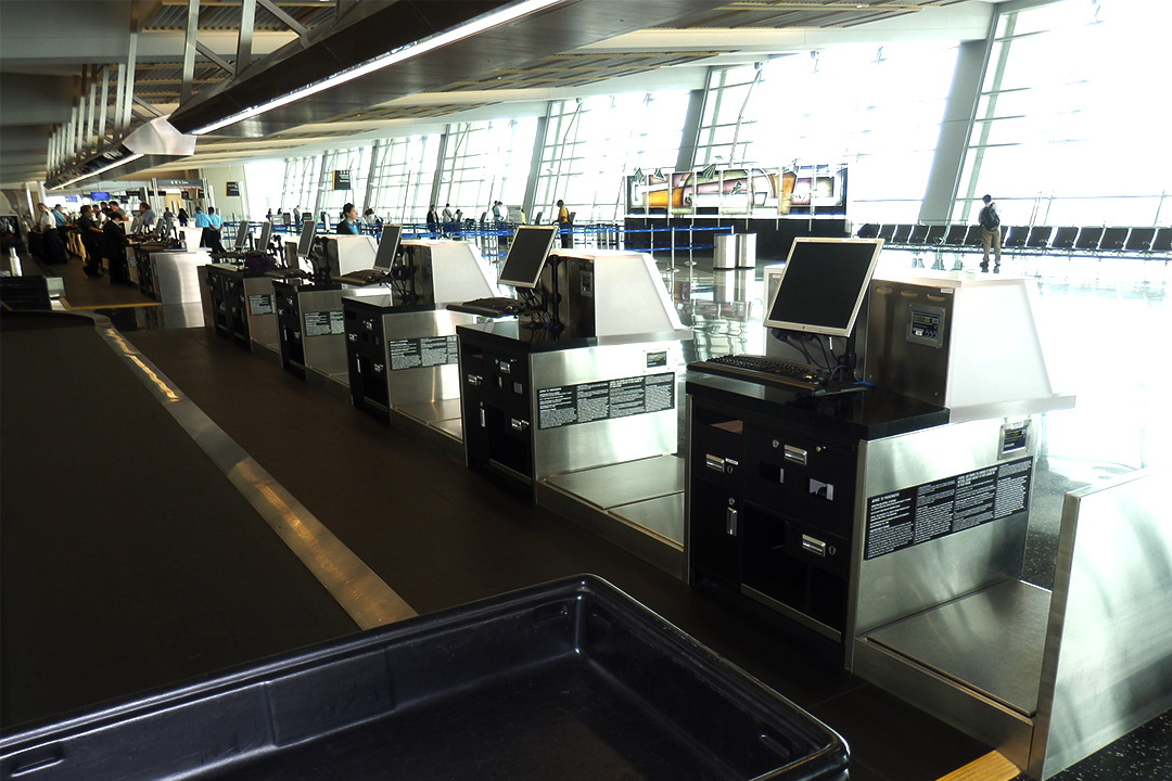 Airline Counter
